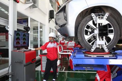 Pasar Otomotif Turun, Mitsubishi Permantap Layanan Purna Jual