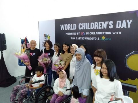 Seni Pengaruhi Kemajuan Komunikasi Anak Penyandang Autisme