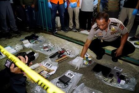 Puluhan Orang Diperiksa Terkait Pembobolan ATM Bank DKI