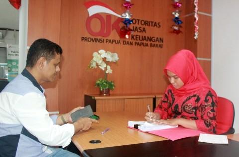 Pinjaman via <i>Fintech Lending</i> di Papua Capai Rp62 Miliar