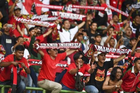 PSSI Laporkan Seluruh Insiden Laga Indonesia vs Malaysia kepada FAM