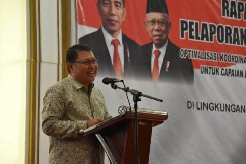 5 Dinsos Provinsi Raih Penghargaan Pelaporan Kinerja Ditjen PFM