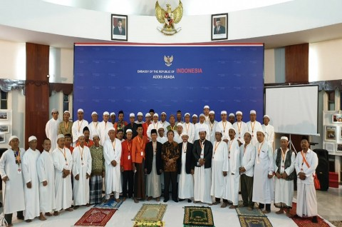 53 Takmir Masjid Indonesia Kunjungi Ethiopia