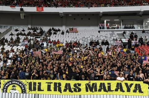 Malaysia Sebut Insiden Suporter RI Bukan di Stadion Bukit Jalil
