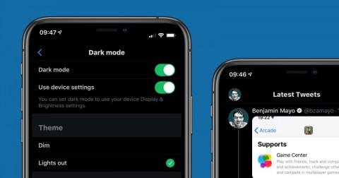 Apa Efek Samping Dark Mode di Smartphone untuk Mata?