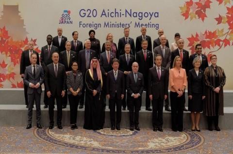 Menlu Retno Dorong Paradigma Win-Win di Forum G20