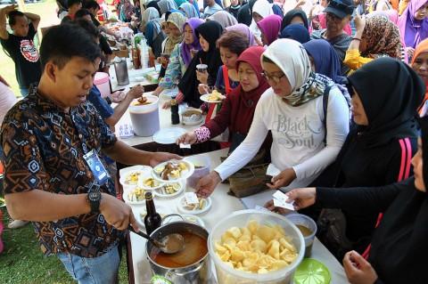 Kunjungi Festival Kuliner Legendaris Bogor 2019