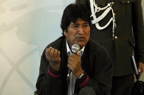 Bolivia Serang Evo Morales dengan Terorisme dan Penghasutan