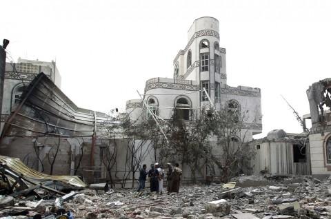 PBB: Serangan Udara Saudi di Yaman Turun 80 Persen