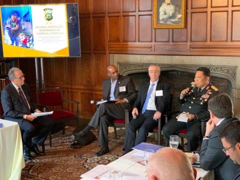 Kapolda Bali Berbagi Ilmu Penanganan Terorisme di Amerika