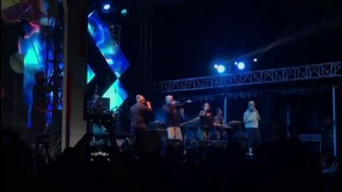 Momentum Element, Wong, dan Tofu Reuni di 90's Festival Hari Pertama