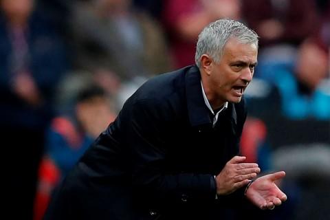 Mourinho Lega Spurs Akhiri 11 Laga Tanpa Kemenangan Tandang