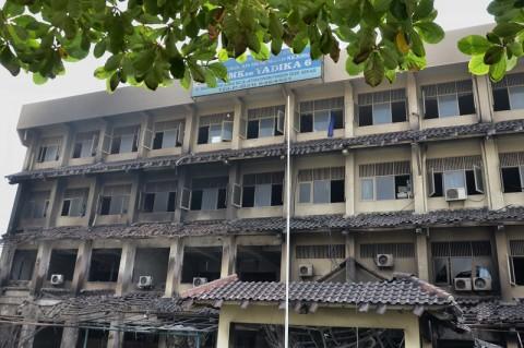 SMK Yadika 6 Tak Laik Proteksi Kebakaran
