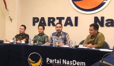 Garda Pemuda NasDem Lakukan Penyegaran Kepengurusan