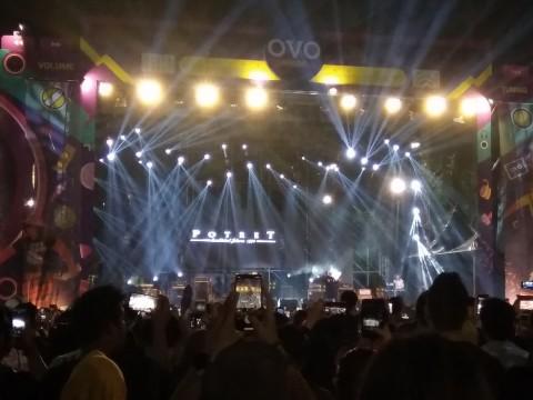 Curahan Hati Melly Goeslaw di The 90's Festival 2019