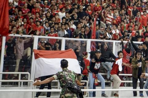 Kasus Insiden Suporter, Malaysia Terima Satu Laporan WNI
