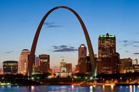 8 Fakta di Balik Pesona St. Louis's Gateway Arch