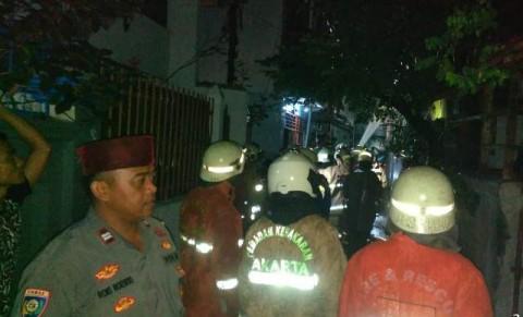 Kebakaran di Tambora Dipicu Obat Nyamuk Bakar