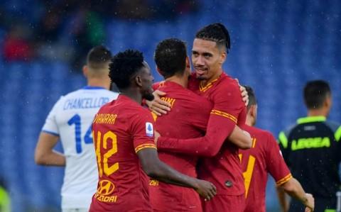Cukur Brescia, Roma Kembali ke Jalur Kemenangan