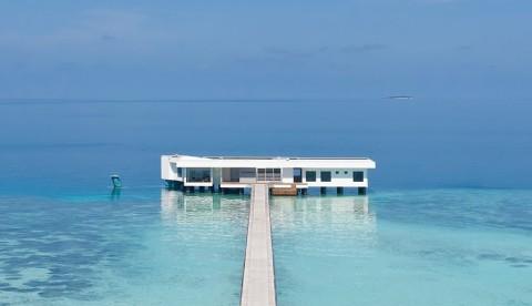 The Muraka, Kamar Bawah Laut di Maldives