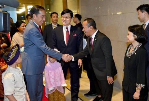 Kepala BKPM Dampingi Jokowi Bertemu 10 CEO Kakap dari Korsel