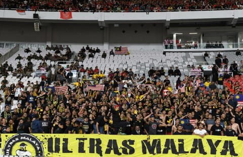 Suporter Indonesia Ceritakan Kronologi Pengeroyokan Suporter Malaysia ke Menpora