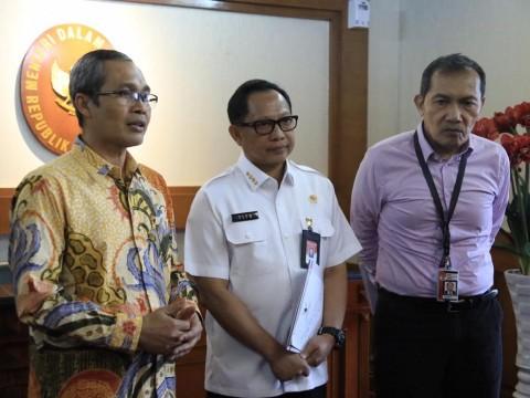Tito Terima Surat Rekomendasi Kemenag soal FPI