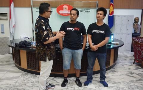 Dua Suporter Indonesia Dipulangkan Malaysia Hari Ini