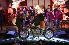 Custom Bike Milik Enggal jadi Greatest Bike di SML Show-off