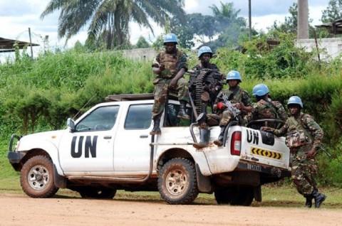 Pangkalan Militer PBB di RD Kongo Dibakar Massa
