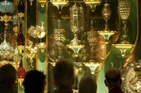 Berlian Senilai Rp15 Triliun Dicuri dari Museum Jerman