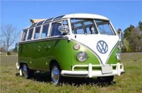 VW Kombi Langka Varian 21 Jendela