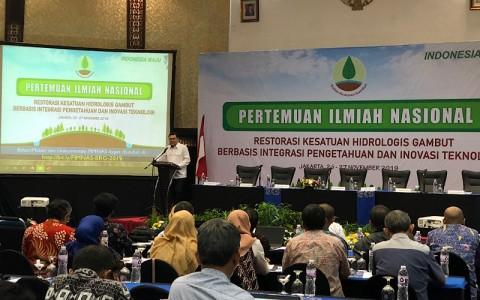 Ilmuwan Digandeng Optimalkan Ekosistem Gambut Indonesia