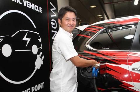 Spesifikasi Quick Charging Mitsubishi, Sama dengan Brand Lain