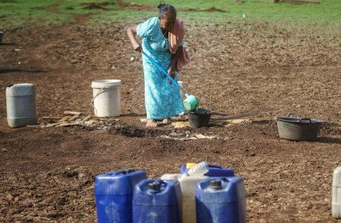 BPBD Sleman Masih Menyalurkan Air Meski Musim Hujan