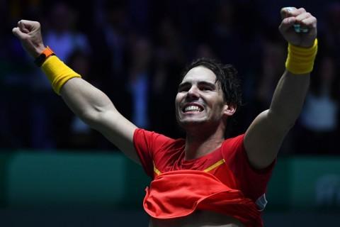 Rafael Nadal Makin Nyaman Jadi Petenis Terbaik Dunia