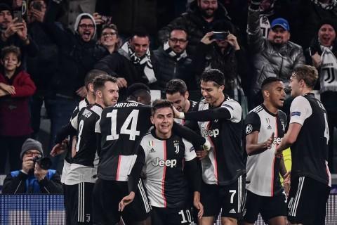 Dybala Pastikan Juventus Juara Grup