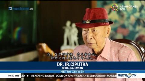 Chairman Ciputra Group Meninggal