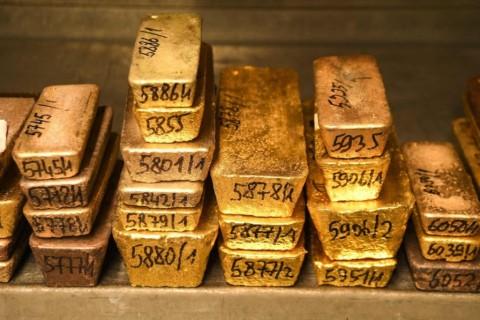 Emas Dunia Kembali Merekah