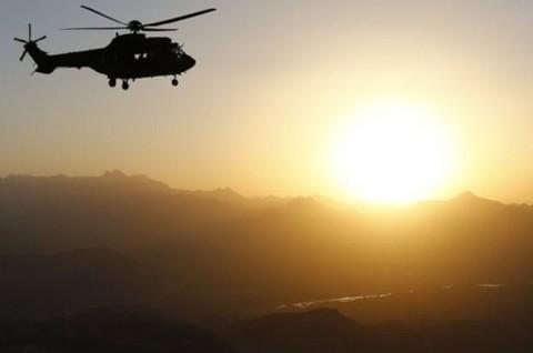 Dua Helikopter Bertabrakan, 13 Prajurit Prancis Tewas