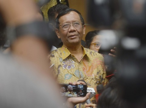 Mahfud MD Ingin Ombudsman Lebih Sangar