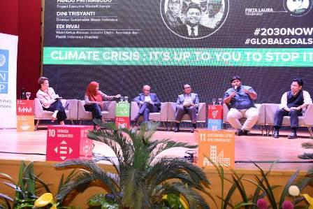 Masyarakat Indonesia Masih Ogah Memilah Sampah