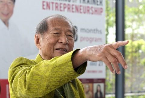 'Pak Ci' Dikenal sebagai Pengembang Top