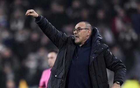 Sarri Kesal dengan Penampilan Juventus di Babak Kedua