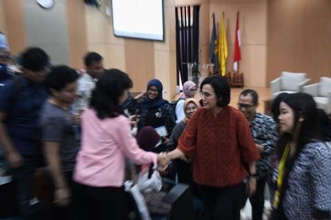 Sri Mulyani Jengkel Banyak Pejabat 'Menodong' Uang