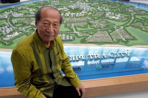 Ciputra Group Chairman Passes Away