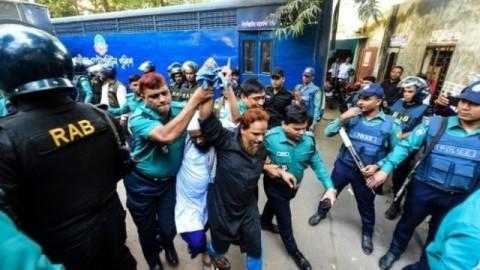 7 Orang Divonis Hukuman Mati Terkait Serangan di Bangladesh
