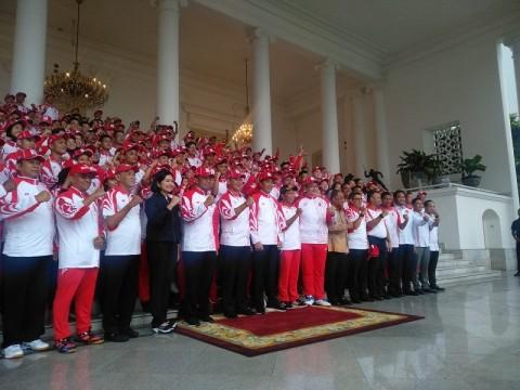 Presiden Janjikan Bonus Buat Peraih Medali SEA Games