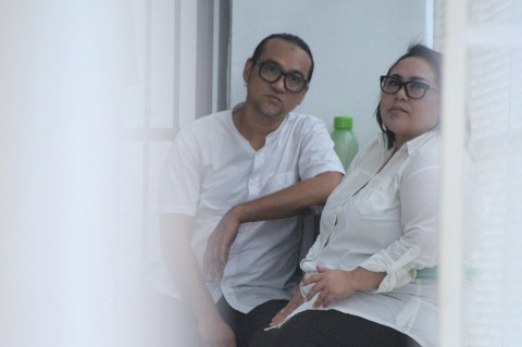 Nunung Divonis 1 Tahun 6 Bulan Penjara