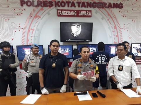 Tiga Orang di Tangerang Ditangkap karena Judi Pilkades